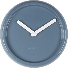 Ceramic Time - Wanduhr - Blau