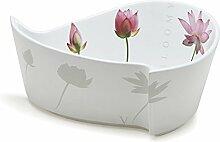 Ceramiche VIVA Bloomy Tafelaufsatz und Obstschale