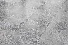 Ceramin VARIO Fliese Kalkputz grau PVC-frei 3 mm
