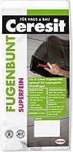 Ceresit Superfein, 0-5 mm, fugenbunt / terrabraun, CB6TB