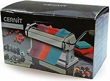 Cernit Premium Pasta-Maschine Edelstahl f?r Fimo/Modelliermassen, 0,3-2,5mm, 1Stk.