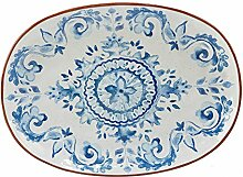 Certified International 23624 Porto Oval Platter