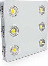 CF Grow dimmbar COB LED Grow Light Full Spectrum CREE cxb359072000lm 600W = HPS 1200W in Lampe Birne Indoor Pflanzenwachstum Beleuchtung