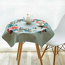 CFHJN Home Tischdecke Wasserdicht,