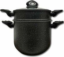 Cflagrant® Couscous-Topf/Dampfgarer 28cm/10