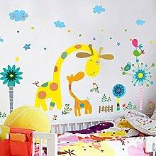 CFLEGEND Kinderzimmer Selbstklebende Tapete