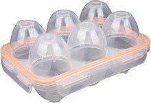 CFtrum Wasserdicht Eier Aufbewahrungsbox