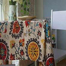 CFWL Baumwolle Und Leinen Haushalt Ethnischen Stil