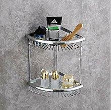 cfxdxayd Wandmontage Antik/Chrom Kupfer Badezimmer