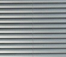 CG-Sonnenschutz Alu Jalousie silber - Jalousie Aluminium (50 x 160 cm)