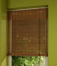 CG-Sonnenschutz Bambusrollo Bambus Holzrollo