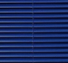 cg-sonnenschutz PVC-Jalousie blau (80 x 160 cm)