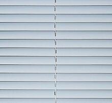 CG-Sonnenschutz PVC-Jalousie weiß (80 x 220 cm)