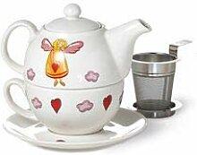 Cha Cult Tea for One Schutzengel Engel 0,40 Liter