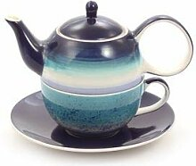 Cha Cult Tea-for-one-Set Lenja Keramik, 4-teilig