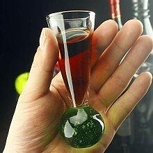 Champagne-Bierglas Kristall Highball-Glas