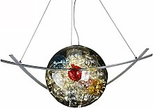 Chandelier-S SZQ Led Glas Kronleuchter, kreative