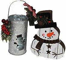 Changing Seasons Tischdekoration für Weihnachten,