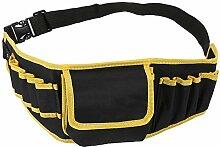 Changor Elektriker Taille Tasche, 600D Werkzeuge