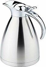 CHAODIAN Coffee Thermos Edelstahl-Griff Teekanne