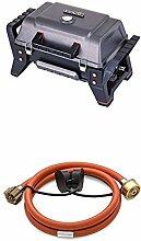 Char-Broil X200 Grill2Go - Tragbarer Gasgrill +
