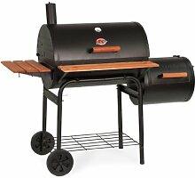 Char-Griller E1224 Smokin Pro 830 Quadratzoll