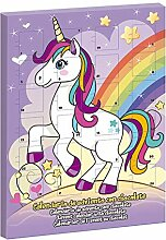 Character Einhorn Unicorn Adventskalender mit