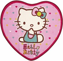 Character World Folk Hello-Kitty-Teppich