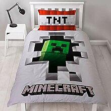 Minecraft Bettwäsche Günstig Online Kaufen Lionshome