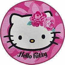 Character World Teppich in Form von Hello Kitty