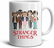 Characters-Mug Durable Kaffeetasse Wasser