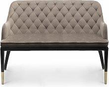 Charla 2-Seats Sofa von Covet Paris