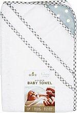 Charles Craft BB5020EA-6280 Baby Handtuch mit