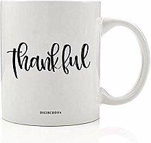 Charmante Herbstsaison Kaffeetasse Geschenkidee