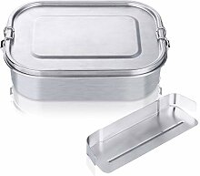 Charminer Brotdose aus Edelstahl ,Bento Box,