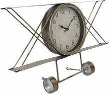 Charming House Design Metall Schreibtisch Uhr
