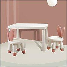 CHAXIA Kindertisch Stuhl Lernen Malerei