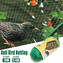 CHDHALTD Garten-Vogelnetz, Anti-Vogel-Netz,