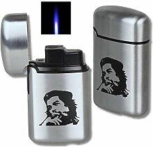 Che Guevara Jetflamme-Feuerzeug - Sturmfeuerzeug
