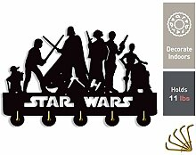 Cheemy Joint Star Wars Holz Schlüsselhaken