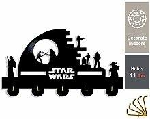 Cheemy Joint Star Wars Türhaken, Kleiderhaken,