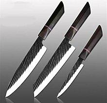 Chef-Messer-Stahl Handgemachtes geschmiedetes