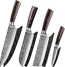 Chefmesser Sets Küchenmesser Set - 4 Stück