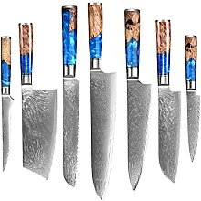 Chefmesser Sets Küchenmesser Set - 7 Stücke