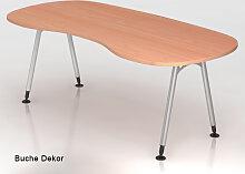 Chefschreibtisch Hammerbacher A-Serie 200 x 100 cm