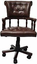 Chefsessel Drehstuhl Bürostuhl chesterfield Bürosessel Büro Sessel Bürodrehstuhl