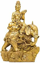 CHEIRS Buddha-Statue, Manjusri Heiliger Buddha,