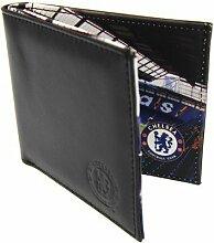 Chelsea FC Geldbörse, Leder, geprägt Panorama-Geschenke und Karten Hochzeit, Geschenk, Idee Anlässe, Geschenkidee