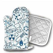 Chemieofenhandschuhe rutschfest für die Küche zu