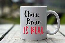 Chemo Geschenk Chemo Brain is Real Chemotherapie